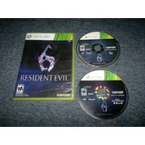 Resident Evil 6 Completo Xbox 360,excelente Titulo