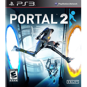 Portal 2 + Beyond Good And Evil - Ps3 Artgames Digitais