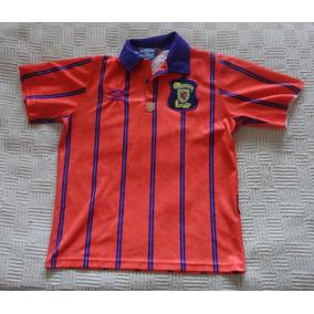 Camiseta De Escocia Marca Umbro, Talle S
