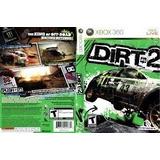 Dirt 2 Xbox 360 Excelente Estado. El Mejor Juego De Rally.