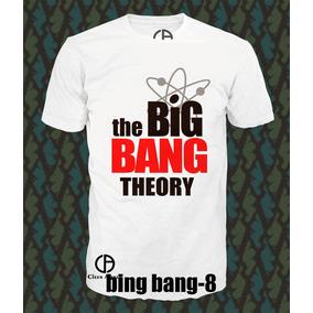 Playeras Bazinga Big Bang Teory Sheldon De Gran Calidad