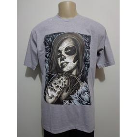99d4085d19ac9 Autêntico Sombrero Mexicano Masculinas - Camisetas Manga Curta para ...