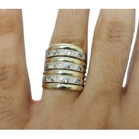 91118393c91fb Anel 7 Elos Ouro - Anéis com o melhor preço no Mercado Livre Brasil