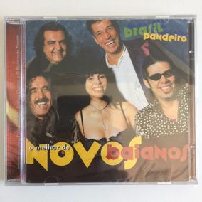 Cd O Melhor De Novos Baianos Brasil Pandeiro (1996) Lacrado!