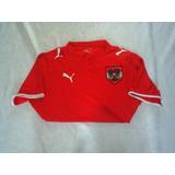 Camisa Austria Puma Euro 2008 2009 Suica D Jogo Made Romenia 13fc801f6902c