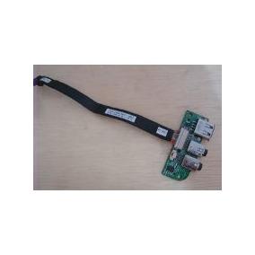 Placa Usb/audio Notebook Itautec W7535 6-71-c4508-d03 Gp