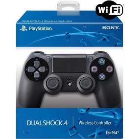 Joystick Ps4 Sony Dualshock 4 Preto 100%original