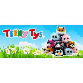 Teeny Ty (beanie Babies) - 11 Modelos Disponíveis