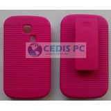 Funda Clip Holster Case Combo Samsung S3350 Chat 335
