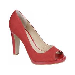 6448866a6 Raphaella Booz Peep Toe - Sapatos para Feminino no Mercado Livre Brasil