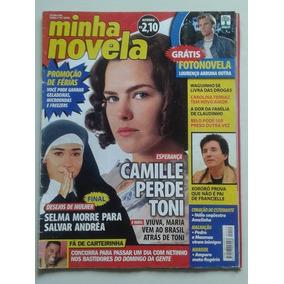 Revista Minha Novela Nº 151 - Julho 2002 - Esperança