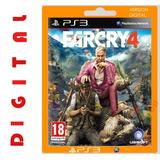 Far Cry 4 Ps3 Digital Leer Descripcion