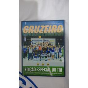Revista Cruzeiro Esporte Clube Edição Especial Do Tri 2013