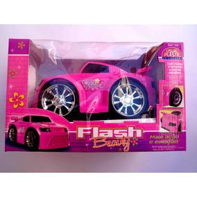 Carrinho Carro Rosa Pink Menina Brinquedo