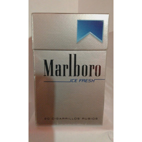 Marlboro Ice Fresh Box.