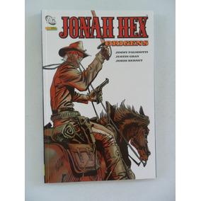 Jonah Hex Vol 3! Origens! Panini Jan 2011!