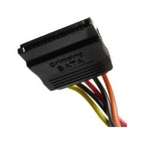 Adaptador Cable Sata Power Para Pc Marca Agiler