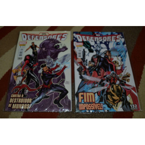 Os Defensores 1 Marvel Panini