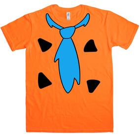 Playera O Camiseta Los Picapiedras Pedro Picapiedra Pebbles