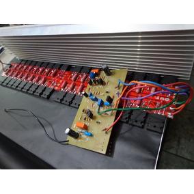 Placa De Amplificador 3200w /serve Em Audio
