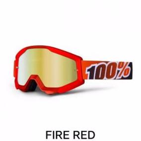 Oculos Cross Espelhado Vermelho - Acessórios de Motos no Mercado ... 9b989a30c1