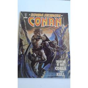 A Espada Selvagem De Conan Nº 47 Bom Estado