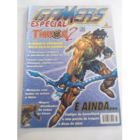Revista Gamers Especial Nº 33 - Frete Carta Registrada 10