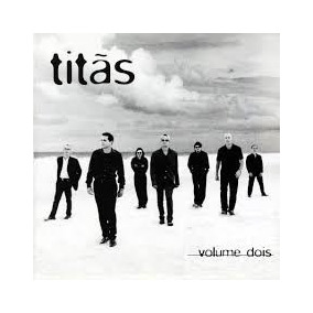 Cd Titãs Volume Dois