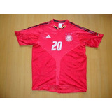 Camiseta De Alemania Recambio Verde - Fútbol en Mercado Libre Chile b0bb15a2a2718