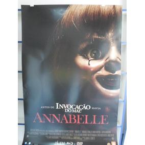 Poster Annabelle - Frete: 8,00