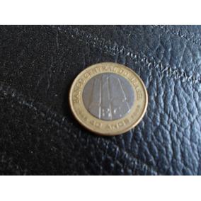 Moeda 1 Real B C 40 Anos Banco Central Ano 2005 Escassa