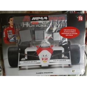 Dagostini Mclaren Honda Ayrton Senna Mp4/4 1:8 Item 10