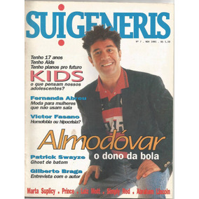 Revista Suigeneris Nº 7 - Pedro Almodóvar