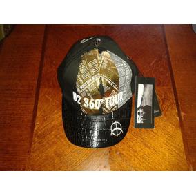 Gorras De La Gira 360 De U2 Y Del Hard Rock Cafe 4854b05960a