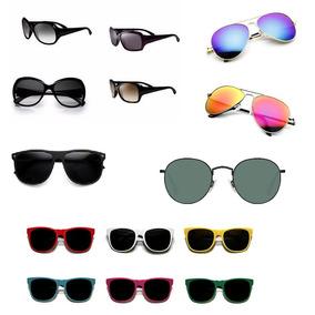 3f02c3718ee37 Oculos De Sol Sem Marca Kit 10 Unidades Atacado Revenda