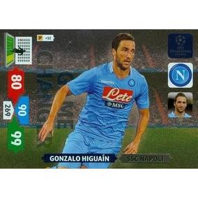 Cards Champions League 2013/14 Game Changer Higuain Napoli