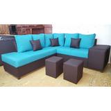 Sala Dubai Esquinera Envio Gratis Sillones Sofa Muebles