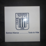 Alianza Lima - Escudo Emblema De Alianza Lima En Mayolica