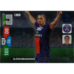 Cards Champions League 2013/14 Game Changer Ibrahimovic Psg