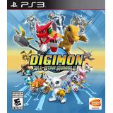 Digimon All-star Rumble Ps3 Digital Gcp