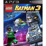 Lego Batman 3 Beyond Gotham Ps3 Digital Gcp