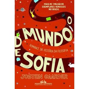 O Mundo De Sofia Livro Jostein Gaarder Frete 12 Reais