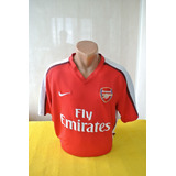 Camisa Arsenal Original 2008/10