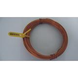 Arame De Cobre (fio Nú) Diâmetro 1,25mm (500g=45metros)