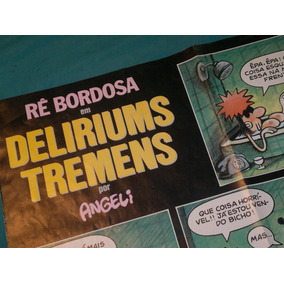 Poster Rê Bordosa = Chiclete Com Banana Especial By Angeli