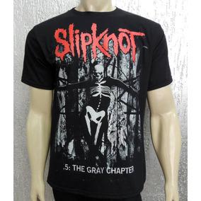 Camiseta Slipknot - Camisetas Manga Curta no Mercado Livre Brasil 55dea444adecb