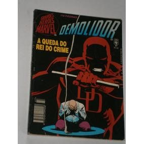 Demolidor - A Queda Do Rei Do Crime - Gdes Herois Marvel 47