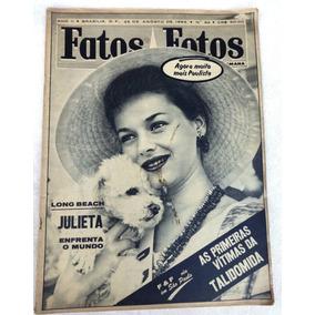 Fatos E Fotos Nº 82: Miss Julieta Strausz - Marilyn -jackie