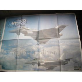 Lote De Poster De Avioes