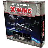 Star Wars X-wing Juego Miniatura Core Base Rojo Inglés